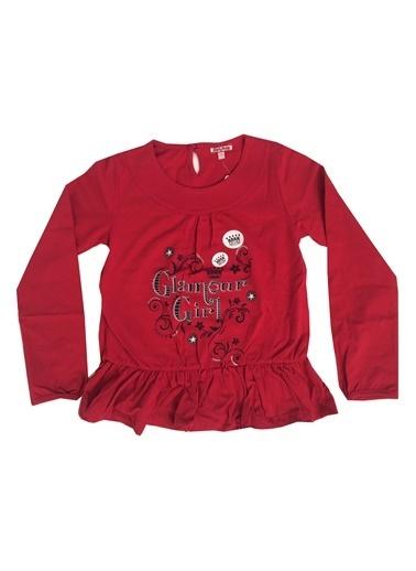 Zeynep Tekstil Elbise Kırmızı